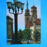 HOPCT 19896 GERMANIA STUTTGART -BISERICA STIFTSKIRCHE [NECIRCULATA], Printata