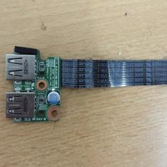 Modul USB Compaq Cq58 -140SQ A95 - Conector, cablu Laptop Asus