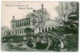 2987 - BUCURESTI, Art Palace, Park Carol - old postcard - used - 1906