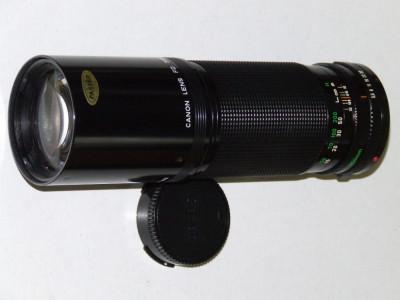 Obiectiv Canon FD n 300mm 1:5.6 - Transport gratuit prin posta! foto