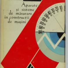 C. Micu, s.a. - Aparate si sisteme de masurare in constructii de masini (1980) - Carti Mecanica