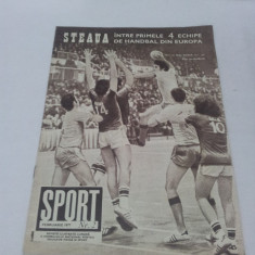 REVISTA SPORT NR. 2 / 1977 - Revista barbati