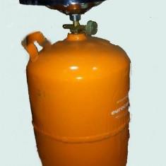 Butelie cu Gaz / Arzator / Aragaz Camping / Voiaj 8 Litri