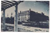% carte postala-LUNA BUCURESTILOR 9 mai-9 iunie 1935-Universitatea, Necirculata, Printata
