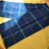 Fular  lana din Italia / Fular dama din lana 170 x 34 cm / Fular ITALY