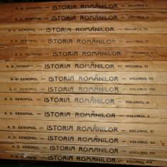 Xenopol - Istoria romanilor din Dacia Traiana 14.vol/ editia a 3-a - Carte Istorie