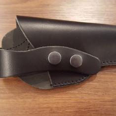 Toc piele pistol Carpati, ME9, Walther - 20 lei