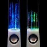 Boxe audio pc water dancing - Boxe PC