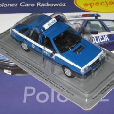 Masini de Legenda Polonia - Polonez Caro Politia - 1/43