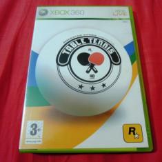 Joc Table tennis(tenis de masa), xbox360, original, alte sute de jocuri! - Jocuri Xbox 360, Sporturi, 3+, Multiplayer