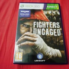 Joc Kinect Fighters Uncaged, xbox360, original, alte sute de jocuri! - Jocuri Xbox 360, Actiune, 16+, Multiplayer