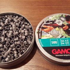 Pelete / alice aer comprimat Gamo Hunter Cal 4, 5 - 22 lei