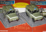 Masini de Legenda Polonia - UAZ 469 Militia - 1/43