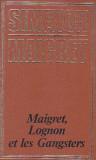 GEORGES SIMENON - MAIGRET LOGNON ET LES GANGSTERS ( FR )