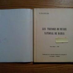 LES TRESORS DU MUSE NATIONAL DE DAMAS - Selim Abdul Hak - 1966, 40 p.+ LXIX pl. - Album Muzee