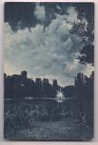% carte postala-LUNA BUCURESTILOR 9 mai-9 iunie 1935-Cismigiul, Necirculata, Printata