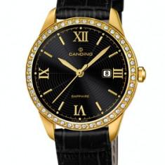 Ceas Candino Women's Quartz Watch C4529/3 - Ceas dama Candino, Elegant, Inox, Piele, Data