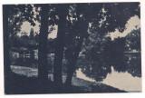 % carte postala-LUNA BUCURESTILOR 9 mai-9 iunie 1935-Parcul Carol, Necirculata, Printata