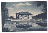 % carte postala-LUNA BUCURESTILOR 9 mai-9 iunie 1935-Castelul Mogosoaia, Necirculata, Printata