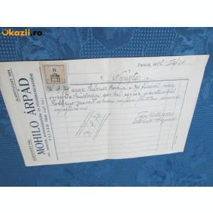 ACTE2 vechi Romania. Repartitiunea Caras Severin datat- 22 08 1887.