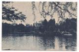 % carte postala-LUNA BUCURESTILOR 9 mai-9 iunie 1935-Parcul Carol