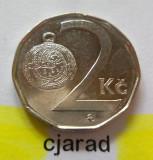 Moneda 2 Coroane - Cehia 2007 *cod 1620 a.UNC+, Europa