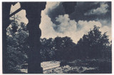 % carte postala-LUNA BUCURESTILOR 9 mai-9 iunie 1935-Parcul Cotroceni, Necirculata, Printata