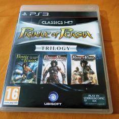 Joc Prince of Persia Trilogy, PS3, original, alte sute de jocuri! - Jocuri PS3 Ubisoft, Actiune, 12+, Single player