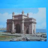 HOPCT 19934 INDIA BOMBAY -POARTA INDIEI [NECIRCULATA], Printata