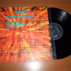 NELU DANIELESCU-DE CE NU VII CIND CASTANII INFLORESC disc vinil LP vinyl pickup - Muzica Pop electrecord