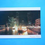 HOPCT 19936 SINGAPORE -RIUL SINGAPORE/NOCTURNA [NECIRCULATA], Printata