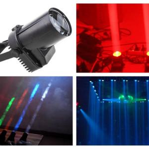 SPOT/PAR CU LED SMD FULL COLOR 30W PT.CLUB,BAR ,DISCO,AMBIENT.LED SMD 30 WATT.