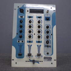 Mixer DJ - Reloop RM-1000 PRO White+Blue