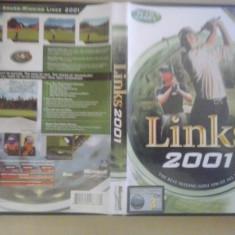 Joc PC - Links 2001 ( GameLand ), Sporturi, 3+
