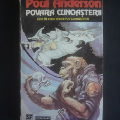 POUL ANDERSON - POVARA CUNOASTERII