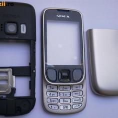 Carcasa Nokia 6303 / argintiu / produs nou