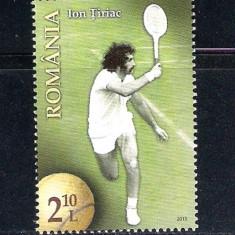 ROMANIA 2015 - ION TIRIAC - LP 2081 - Timbre Romania, Nestampilat