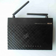 ROUTER Wireless Asus RT-N12E 300Mbps - 2 antene - DEFECT, Porturi LAN: 4, Porturi WAN: 1