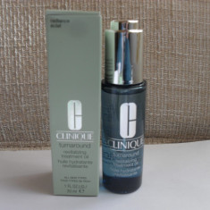 CLINIQUE turnatound revitalizing treatment oil 30 ml - Crema de fata