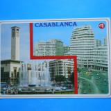 HOPCT 19943 MAROC CASABLANCA -PIATA MOHAMMED V [NECIRCULATA], Printata