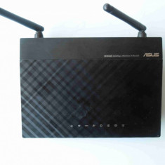ROUTER Wireless Asus RT-N12E 300Mbps high speed, Porturi LAN: 4, Porturi WAN: 1