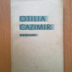 z1  Otilia Cazimir - Versuri