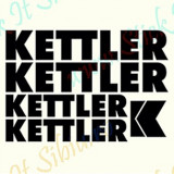 Set Bicicleta - Kettler_Sticker_Bike_Cod:SET-041