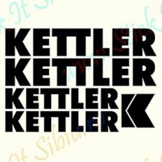 Set Bicicleta - Kettler_Sticker_Bike_Cod:SET-041 - Accesoriu Bicicleta