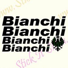 Set Bicicleta - Bianchi_Sticker_Bike_Cod:SET-033 - Accesoriu Bicicleta