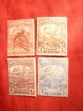 Serie mica -Cerb Caribu 1919 Terra Nova (Newfoundland)Colonie Engleza ,stampilat