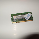 Memorie RAM laptop SODIMM DDR2 1GB Hynix ( DDR 2 1 GB notebook ) (BO418)