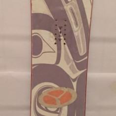 Placa snowboard OXYGEN AIA 155 cm - Placi snowboard