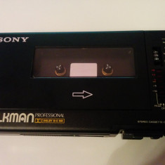 WALKMAN SONY WM-D6C Walkman sony professional WM-D6C - Casetofon