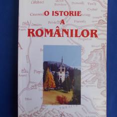ION BULEI - O ISTORIE A ROMANILOR - EDITIA A II-A REVAZUTA - 2004
